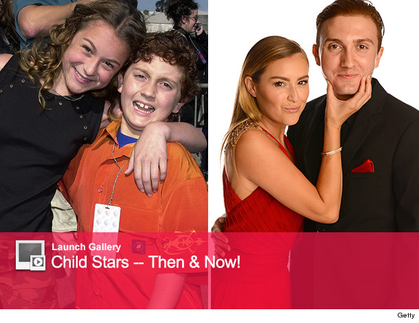 Child Actors Then And Now 2013