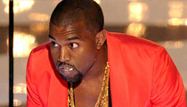 Kanye West -- French Photographers Get the Pass