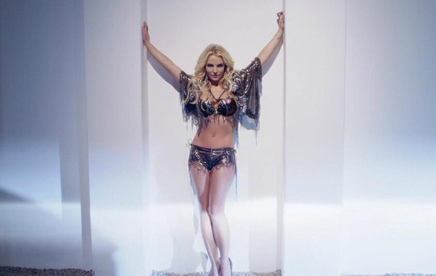 "Watch Now: Britney Spears' ""Work Bitch"" Music Video!"