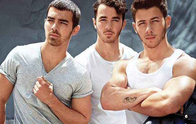 The Jonas Brothers Talk Gay Rumors, Solo Careers & Miley Cyrus!