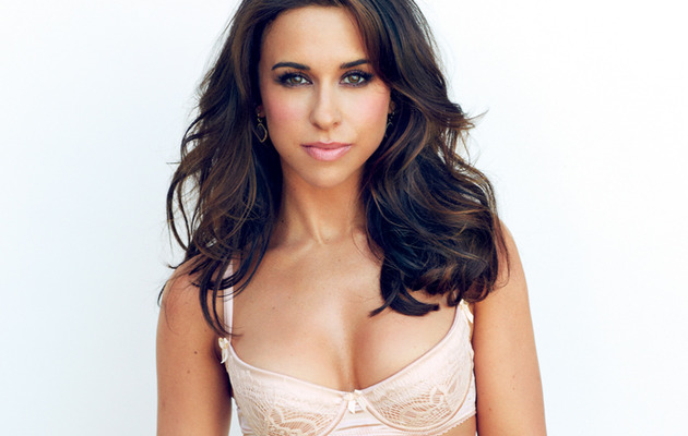 """Party of Five"" & ""Mean Girls"" Star Lacey Chabert Strips for Maxim"