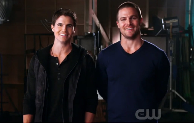 Double The Hotness: Amell Cousins Taking Over CW Wednesdays!