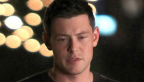 Cory Monteith Death Report -- Injecting Heroin, Slamming Alcohol Before Death