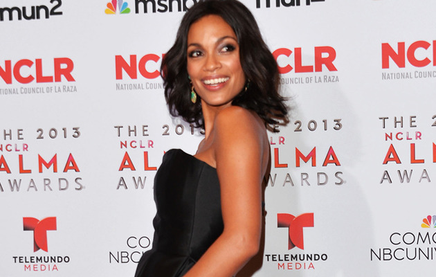Rosario Dawson Reveals When She Lost Her Virginity