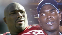 Warren Sapp's Ex-Teammate -- I NEVER Witnessed Sapp Offer Cash for Dirty Hits