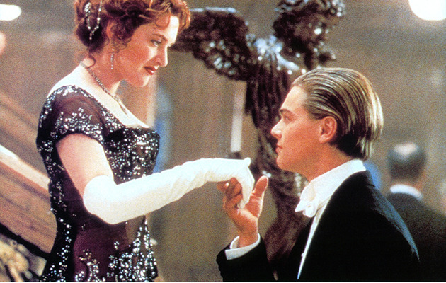 "Kate Winslet Turns 38 -- See the Cast of ""Titanic"" Then & Now!"