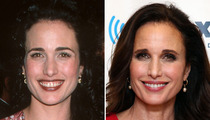 Andie MacDowell: Good Genes or Good Docs?