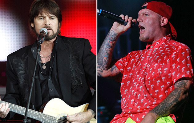 [VIDEO] Billy Ray Cyrus Performs with Fred Durst!