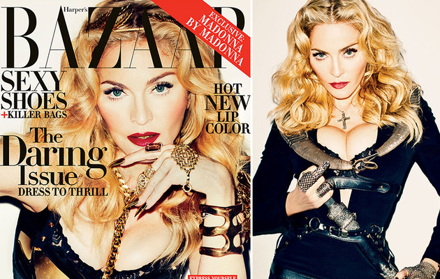 "Madonna on Traumatic Past: ""I Was Raped on the Roof of a Building"""