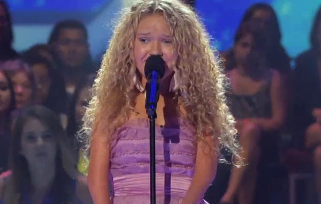 """X Factor"" Recap: Rion Paige Makes Final Four for the Girls Team!"