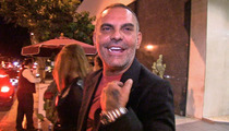 Ed Hardy Founder Christian Audigier -- I HATE Jon Gosselin