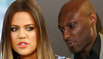 Khloe Kardashian -- If I File For Divorce From Lamar Odom -- He'll OD or Kill Himself