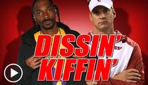 Snoop Lion -- Parting Shot for USC Trojan Head Coach Lane Kiffin