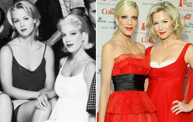 Jennie Garth & Tori Spelling Reuniting for New Show!