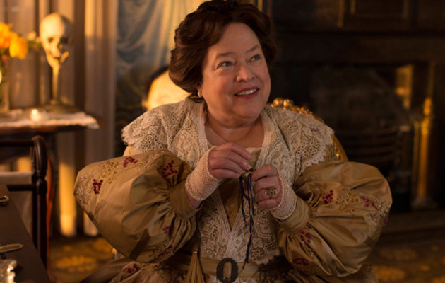 """American Horror Story: Coven"" -- The Truth Behind Kathy Bates' Twisted Character!"