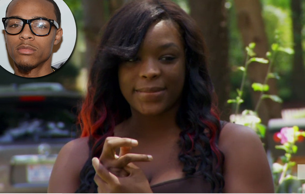 "Celebrity ""Catfish"" -- Did This Girl Meet Bow Wow?"