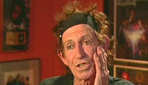 Keith Richards' Bomb Builder -- It Was Supposed to Be A Gift ... Keith LOVES BOMBS!!!