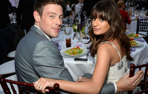 Lea Michele Opens Up About Cory Monteith In First Interview