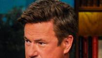 Joe Scarborough Divorce -- He Earns $99,000 A WEEK