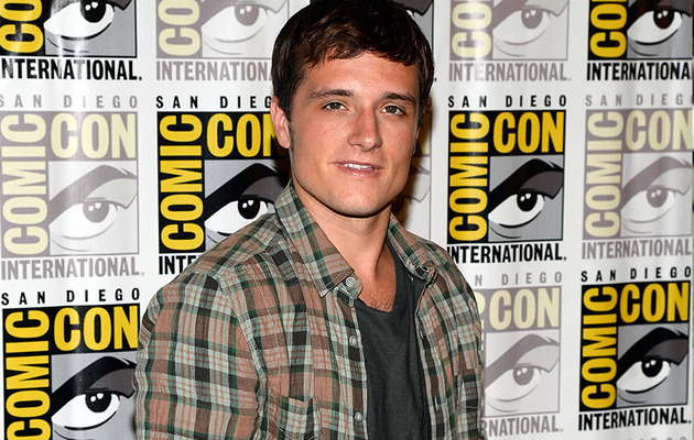 Josh Hutcherson Turns 21 -- See More Short Leading Men!