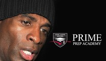 Deion Sanders -- FIRED From Prep Academy After 'Locking Up' with School Worker