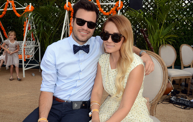 Lauren Conrad Engaged -- See Her Ring!