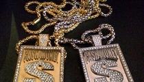The Game -- $40k Diamond Bonanza ... Hey, I'm With CASH MONEY Now