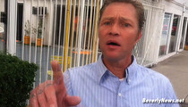 Christina Applegate's Husband -- Photographer's Footage Shows the Angry Face-Off