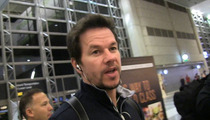 Mark Wahlberg -- 'Greedy' People Holding Up 'Entourage' Movie