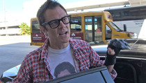 Johnny Knoxville -- I Got DRUGGED at Frat House ... It Was Awesome!