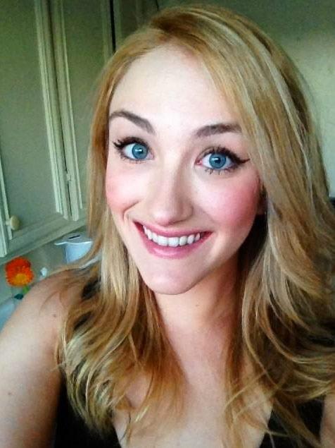 Landry Allbright resurfaced on her social media looking like a model citizen.
