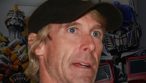 Michael Bay -- Attacked by Crazy Man Wielding Air Conditioner