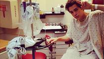 Austin Mahone -- Hospitalized for Blood Clot