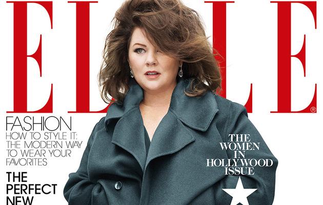 Melissa McCarthy's Elle Magazine Cover Receives Backlash!