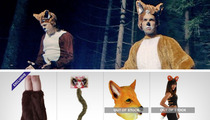'What Does the Fox Say?' -- FOX COSTUMES EXPLODE ... Thanks to Viral Video