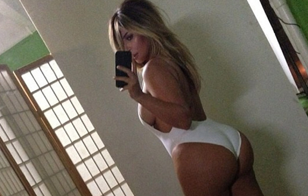 Kim Kardashian Proves the Bod (and Butt!) Is Back In Sexy New Pic!