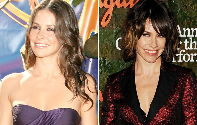 Evangeline Lilly Shows Off Improved Short 'Do!