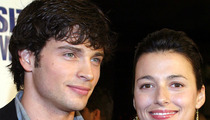 Tom Welling -- Superman's Wife Files for Divorce