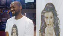 Kanye West -- I'm Wearing Kim Kardashian Out
