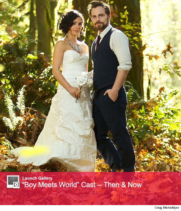 Rider Strong Is Married -- See New Pics From His Wedding