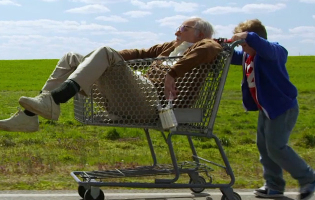 """Bad Grandpa"" Review: He's One Hilarious, Dirty Old Man!"