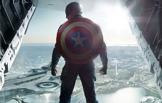 """Captain America: The Winter Soldier"" -- Watch the First Trailer!"