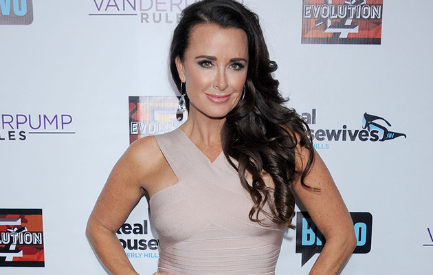 "Kyle Richards: I Was Traumatized by ""Halloween!"""