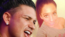 Pauly D's Baby Mama Has Texts ... He Wanted Abortion