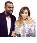 Kim Kardashian & Kanye West Wedding