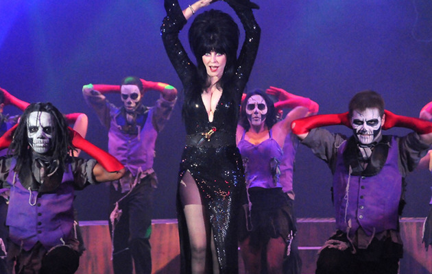 Elvira's Favorite Things: Horror Movies, Scream Queens & Cleavage!