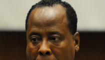 Conrad Murray -- Freedom Means Book, Possible Reality Show
