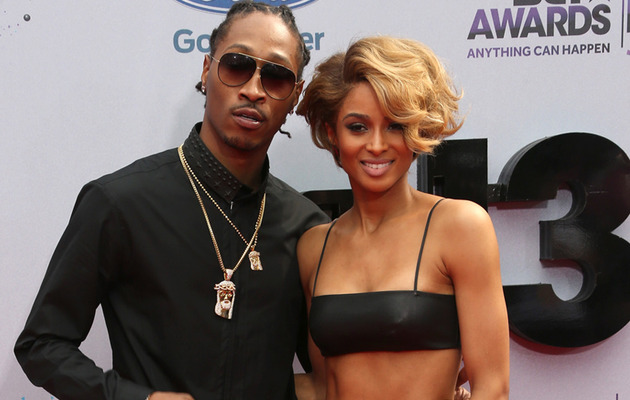 Ciara and Future are Engaged!