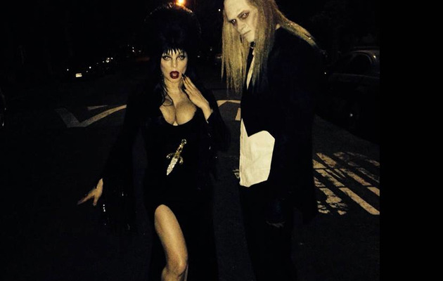 Halloween Weekend: The Best & Worst Celebrity Costumes!