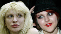 Courtney Love Lawsuit -- You RUINED My Relationship With My Daughter